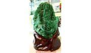 Tượng Phật Bà Quan Âm Bằng Đá Thạch Anh